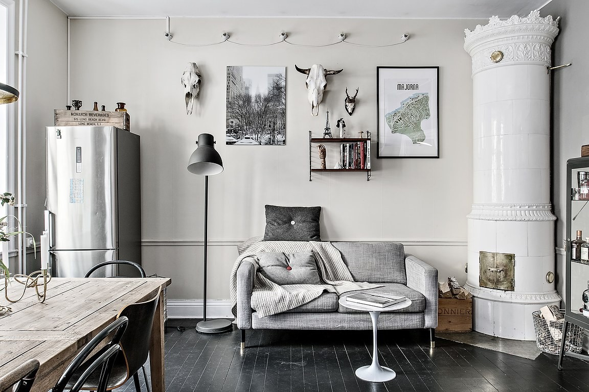Mesa de comedor con sillas de diferentes estilos - Blog tienda ...