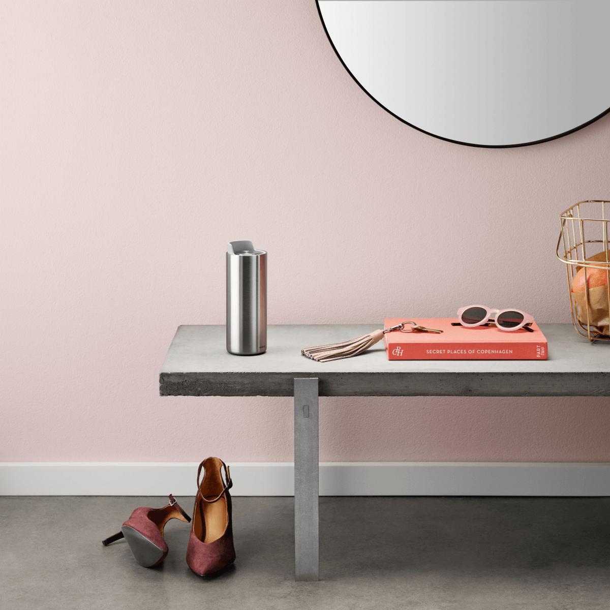 Jarras termo, tazas portátiles y cafeteras de Eva Solo (diseño danés)
