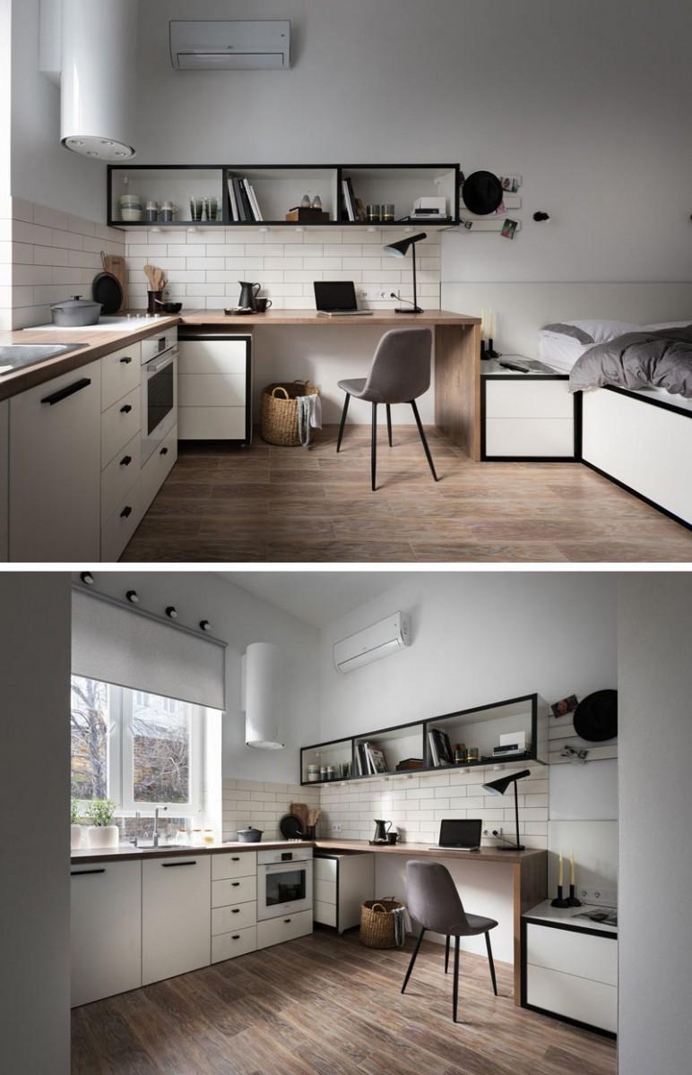 La habitación de estudiante perfecta