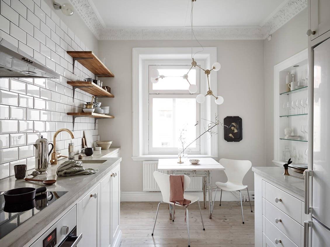 pisos suecos decoración femenina decoración estudios decoración espacios pequeños cocina grande