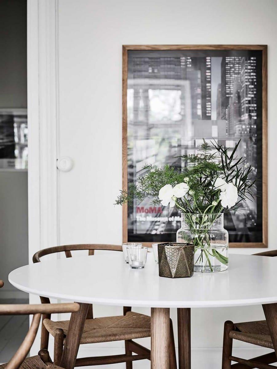 7 Tipos de mesa para un comedor nórdico - Blog tienda decoración ...