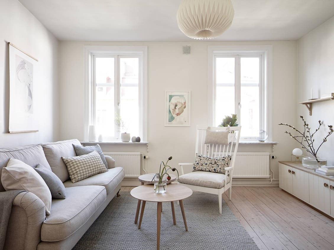 Blanco roto o natural para las paredes blog tienda - Pintar paredes blancas ...