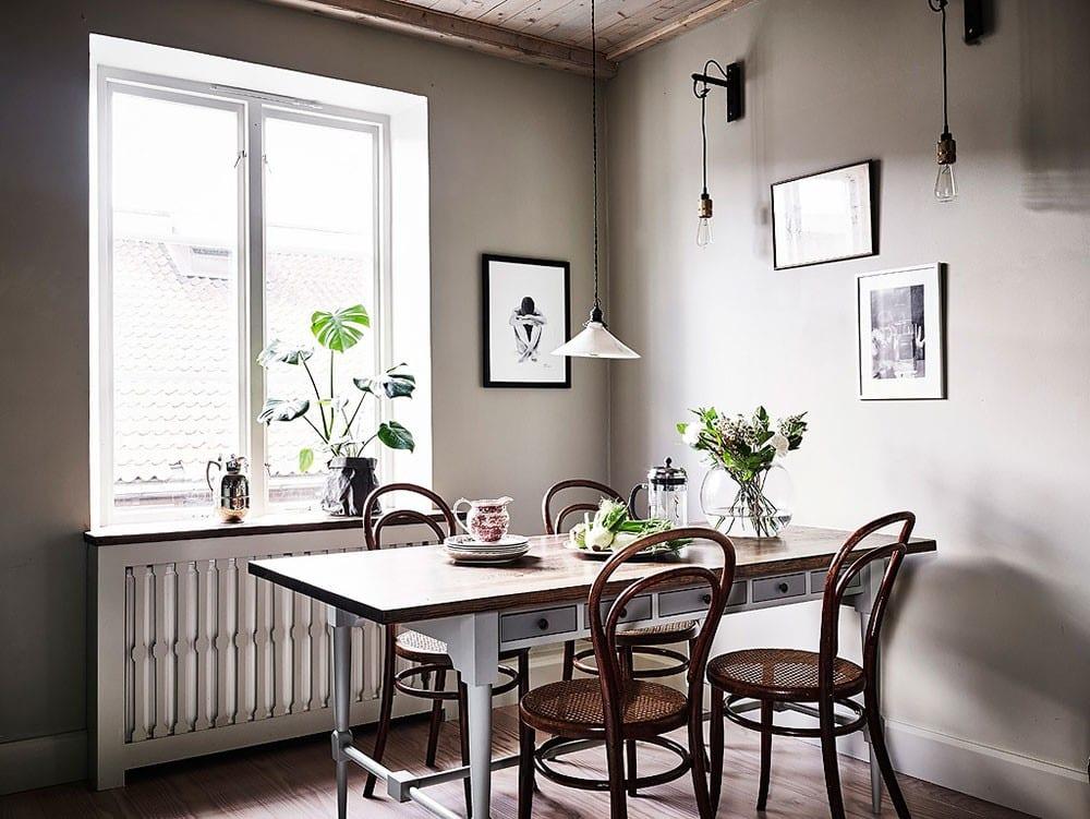7 Tipos de sillas para una cocina nórdica