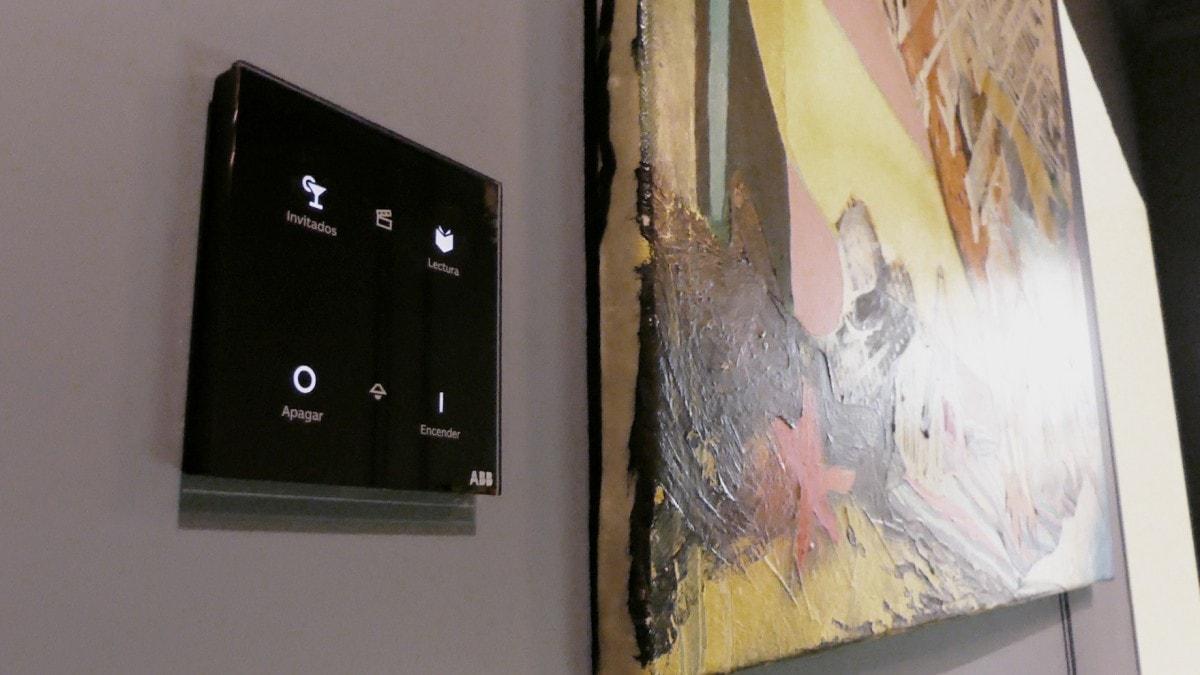 soluciones integradas domótica robótica hogar persianas automáticas novedades casa decor niessen casa decor interruptores termostatos tarjeteros domótica en casa y sector terciario cerramientos automáticos