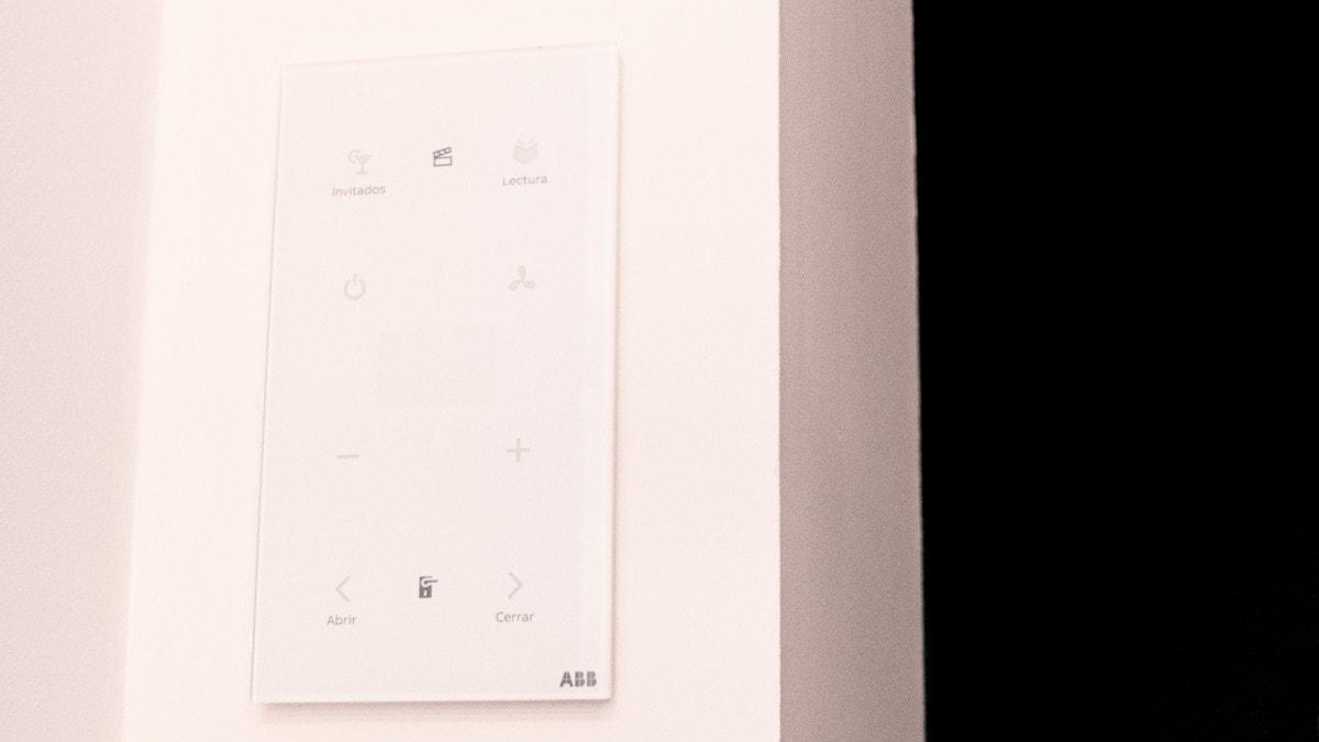 La domótica de ABB ayuda a crear espacios singulares