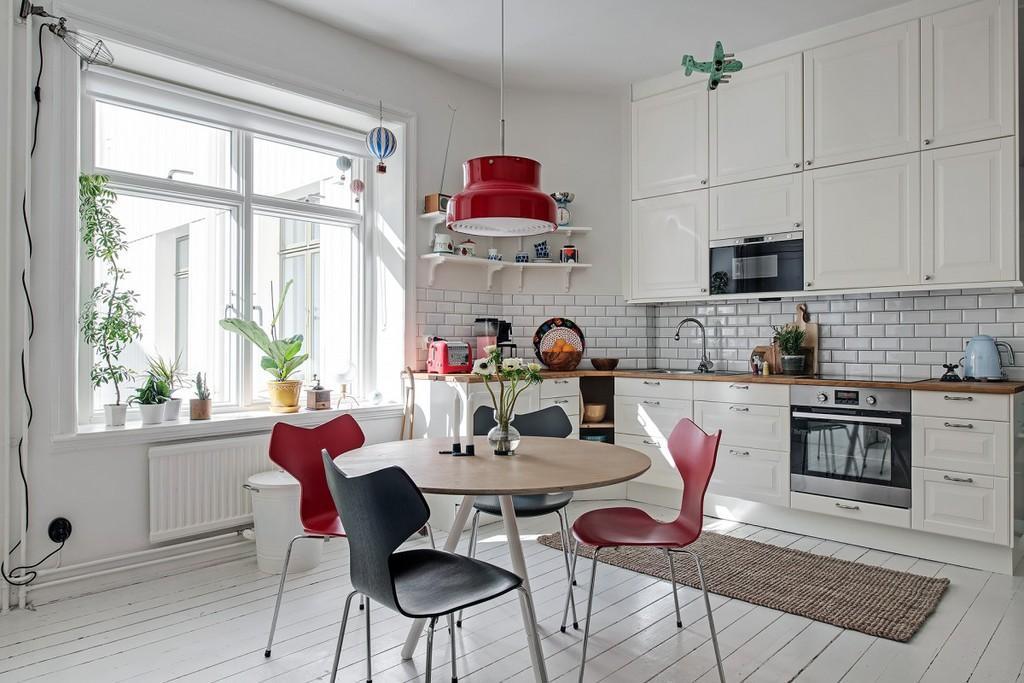 Mesa de la cocina con sillas Grand Prix - Blog tienda decoración ...