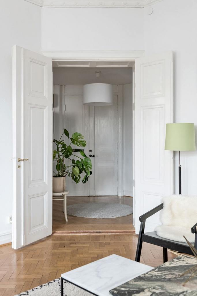 puertas lacadas en blanco puertas interior estilo clásico puertas estilo nórdico puertas de madera puertas correderas sencillas puertas correderas de una hoja
