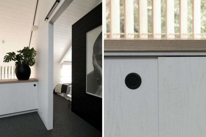 Puertas correderas de interior tipo granero