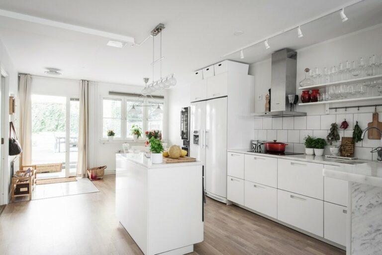 sin pasillo salón abierto piso pequeño distribución piso diáfano estilo escandinavo distribución abierta diáfano cocina abierta