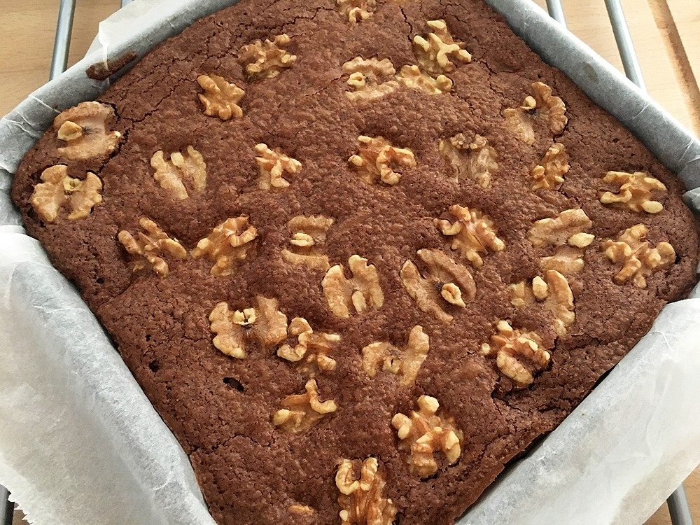 receta fácil brownies receta casera brownies flourless brownies with walnuts brownies con chocolate y nueces brownies americanos