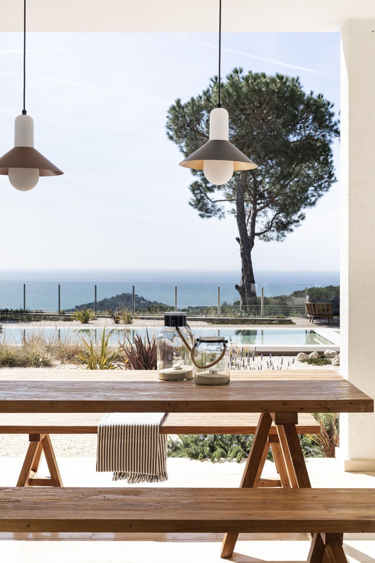 Espectacular villa de estilo mediterráneo al norte de Barcelona