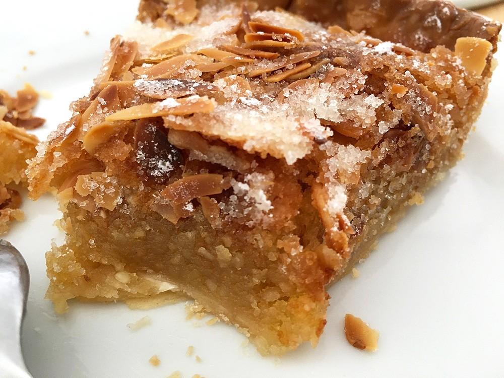 Tarta de almendras deliciosa (postre fácil para la cuarentena)