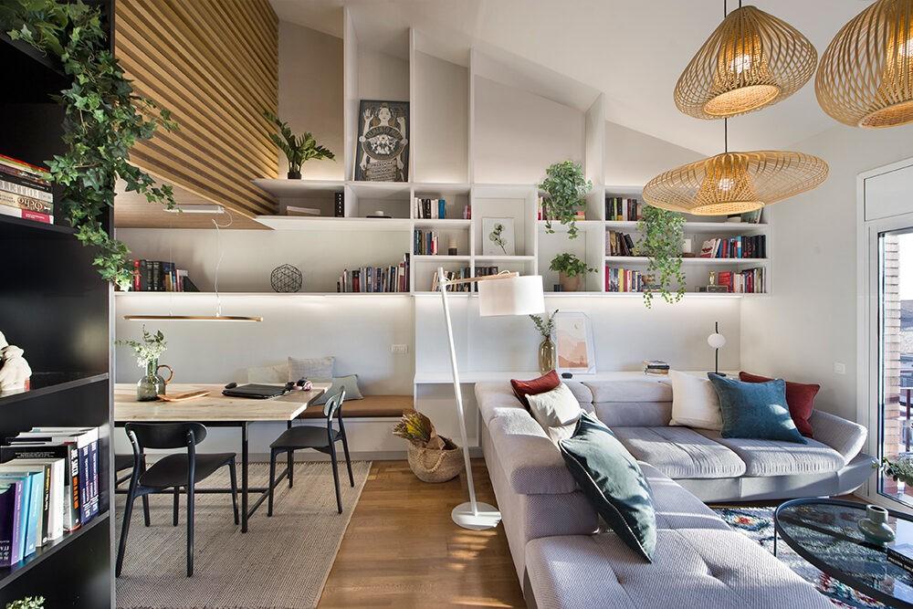 Apartamento de 42 m² de diseño en Barcelona