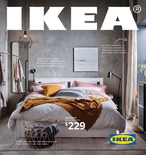 Nuevo Catálogo De Ikea 2021 Versión Canadiense Delikatissen