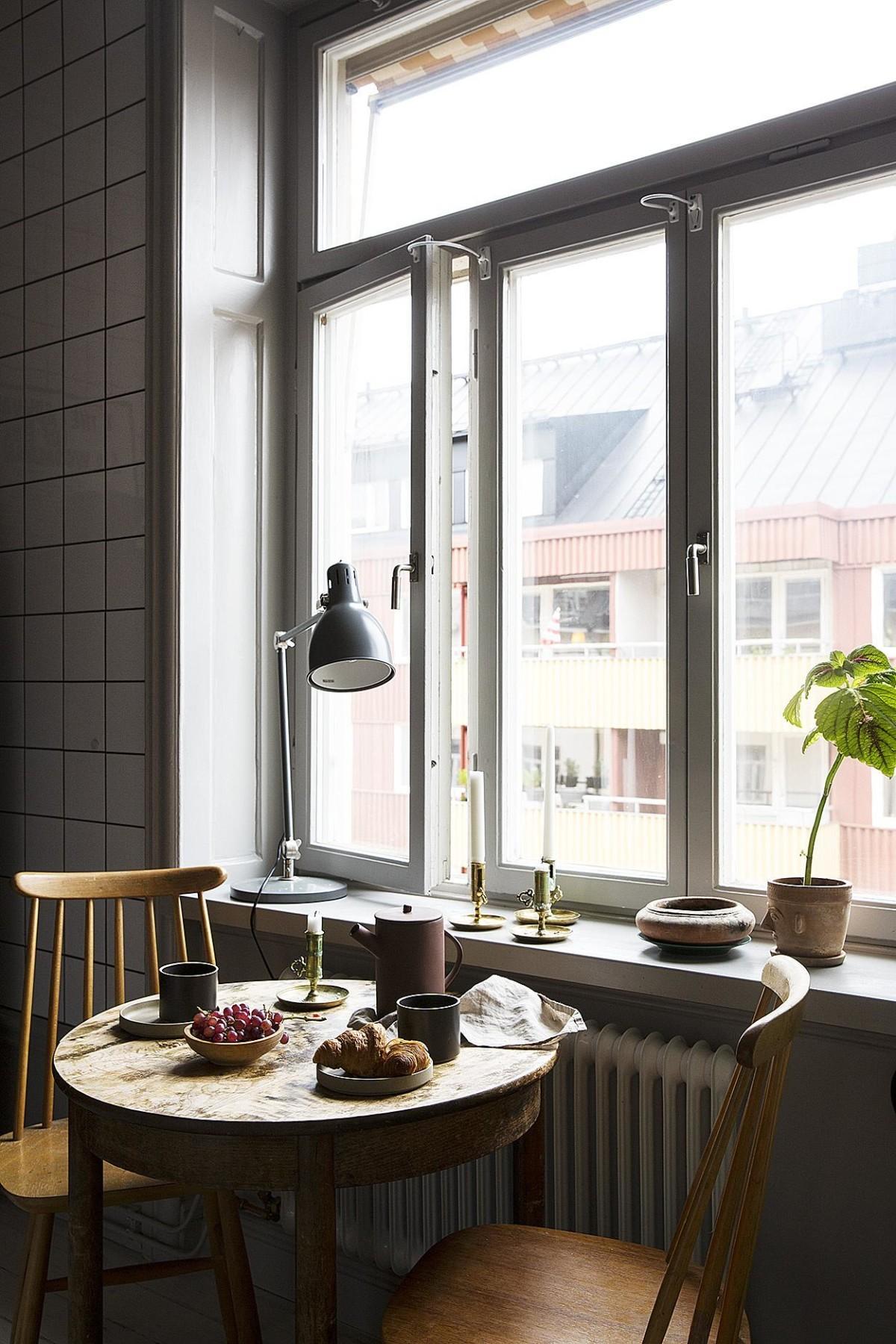 delikatissen vintage style vintage kitchen vintage decor swedish decor swedish apartment scandinavian style scandi apartment nordic style industrial style estilo nórdido decoración vintage decoración sueca decoración ecléctica apartamento sueco