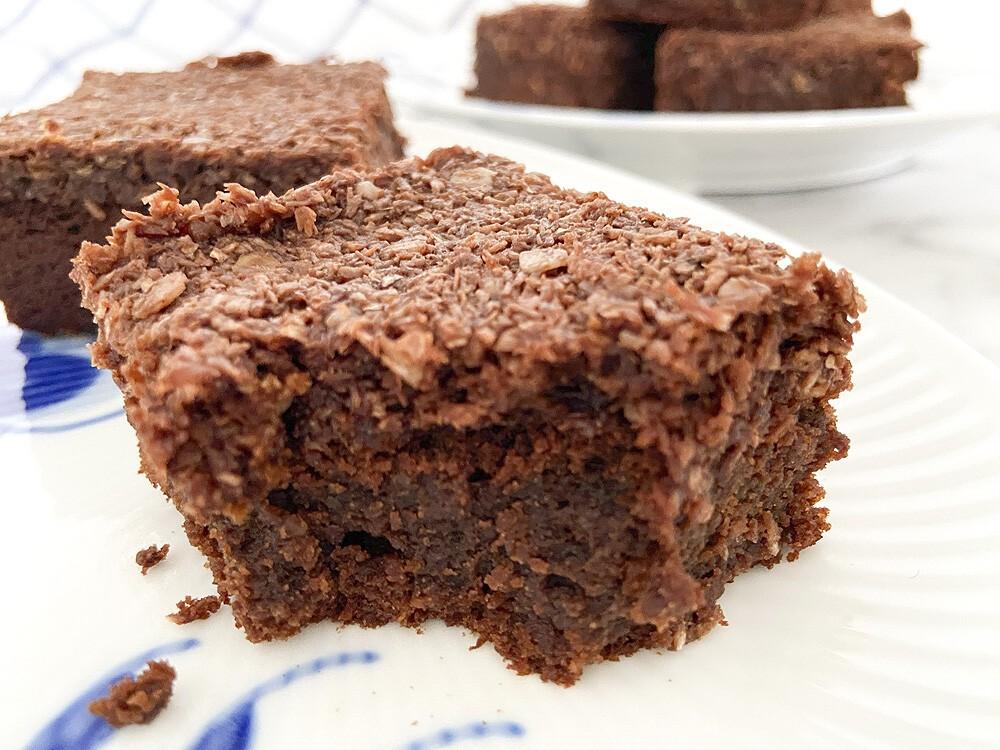 Chokoladedrømmekage ? bizcocho de chocolate con cobertura de coco (receta danesa)
