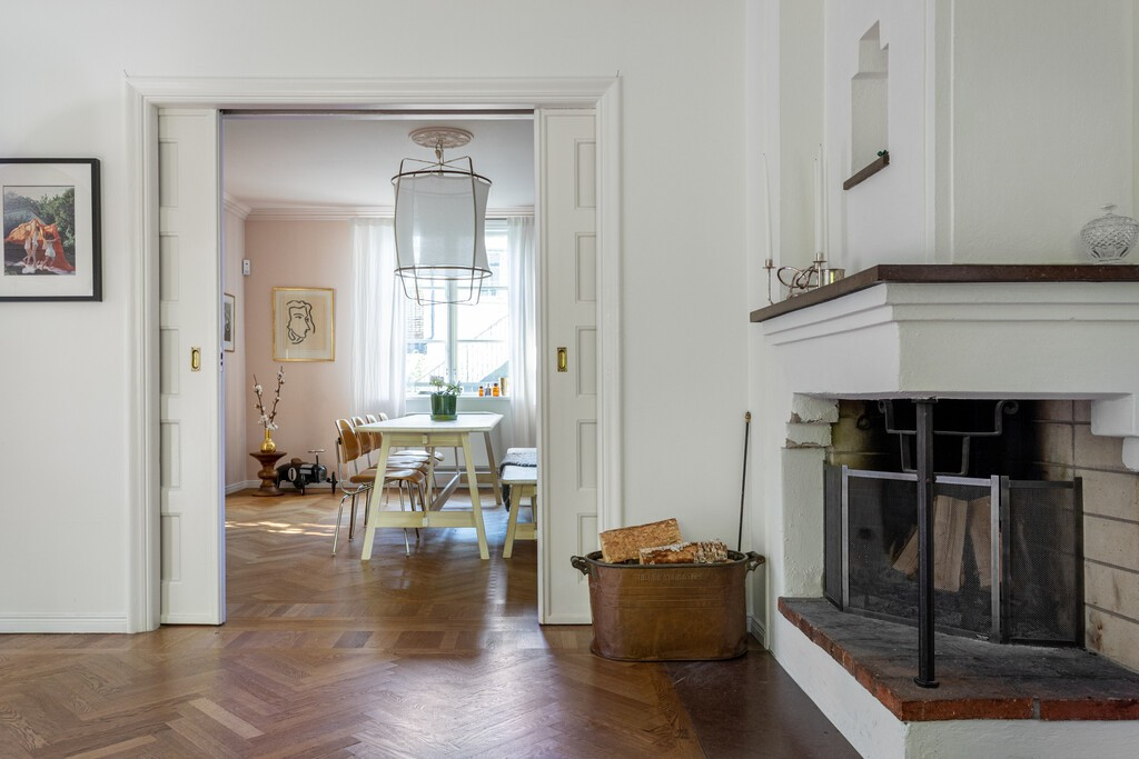 Villa sueca para familia numerosa